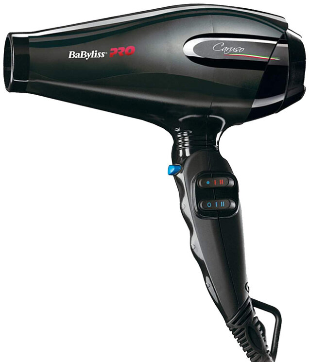 Фен BABYLISS PRO CARUSO BAB6520RE